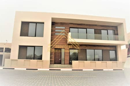 6 Bedroom Villa for Rent in Al Maqtaa, Abu Dhabi - Classic Queenslander Charm With Designer Style And Luxury