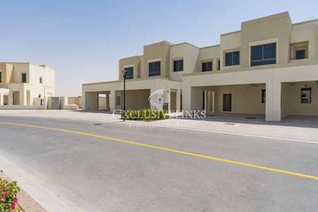 تاون هاوس 3 غرف نوم للبيع في تاون سكوير، دبي - Exclusive | Single Row | Viewing on short notice
