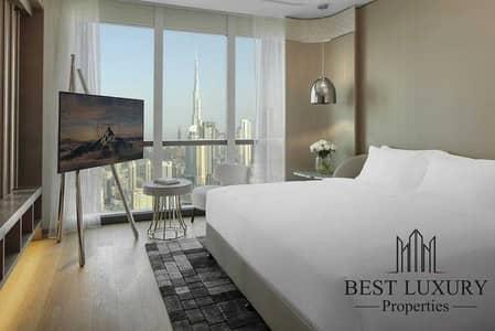 شقة فندقية  للبيع في الخليج التجاري، دبي - Hotel investment | High ROI | Studio
