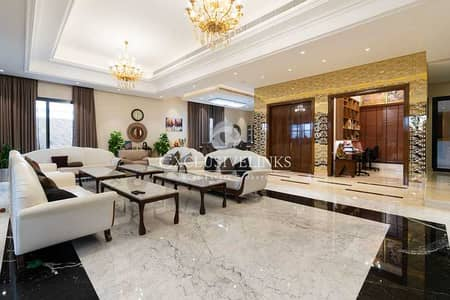 فیلا 6 غرف نوم للبيع في لؤلؤة جميرا، دبي - Vastu Compliant - Sea View - Customized Luxury