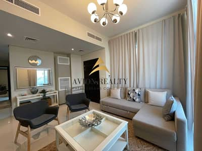 3 Bedroom Townhouse for Sale in DAMAC Hills 2 (Akoya Oxygen), Dubai - Fully Furnished | Fully Landscaped | Single Row | With Maids Room