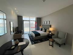 شقة في بناية سيليستيا دبي وورلد سنترال 30000 درهم - 5459941