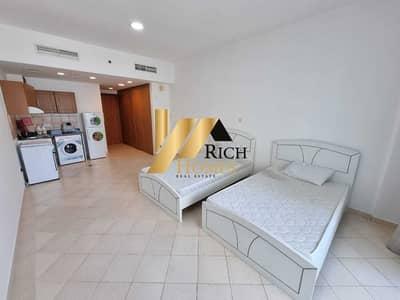 استوديو  للايجار في مدينة دبي للإنتاج، دبي - Best Deal /Furnished Studio with Fully Fitted Kitchen/ Lake View with Balcony