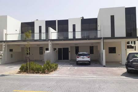 3 Bedroom Townhouse for Sale in DAMAC Hills 2 (Akoya Oxygen), Dubai - Fully Furnished| Single Row| Brand New| 3Beds+Maids