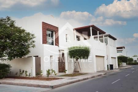 تاون هاوس 4 غرف نوم للبيع في البطين، أبوظبي - Hottest Deal I Owner living there I Fully upgraded Corner TH