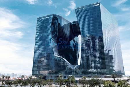 فلیٹ 1 غرفة نوم للبيع في الخليج التجاري، دبي - شقة في ذا أوبوس الخليج التجاري 1 غرف 3169676 درهم - 5460101