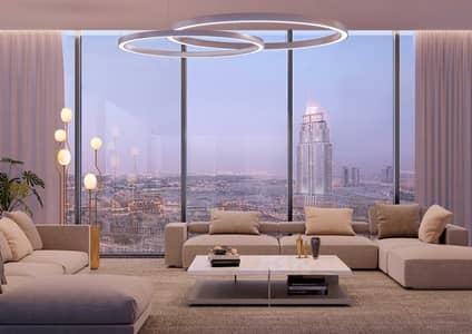 2 Bedroom Flat for Rent in Downtown Dubai, Dubai - 2BR | Burj Khalifa View | Corner Layout