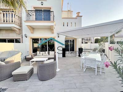 3 Bedroom Townhouse for Sale in Jumeirah Golf Estates, Dubai - Private Pool - Corner Plot - Vacant on Transfer