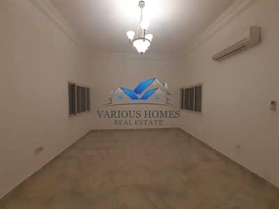 Brilliant studio Apartment in mushrif area monthly 3000AED