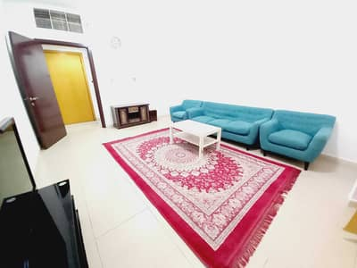 1 Bedroom Flat for Rent in Al Taawun, Sharjah - Fully furnished 1 bhk apartments available at prime location in al taawun sharjah monthly rent just 2800 AED