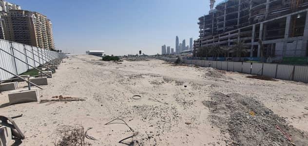 ارض سكنية  للبيع في الجداف، دبي - Corner plot. THE MOST IN DEMAND -near to VARSACE Hotel