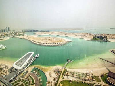 2 Bedroom Apartment for Rent in Al Khalidiyah, Abu Dhabi - Luxurious Property with Private Beach Access