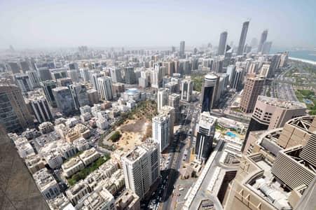 فلیٹ 3 غرف نوم للايجار في المركزية، أبوظبي - European Layout| Maids|Great Location|Facilities