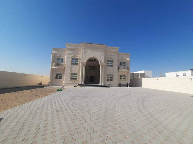 Brand New Monthly 2BHK For Family Near By ADNOC at Shakhbout
