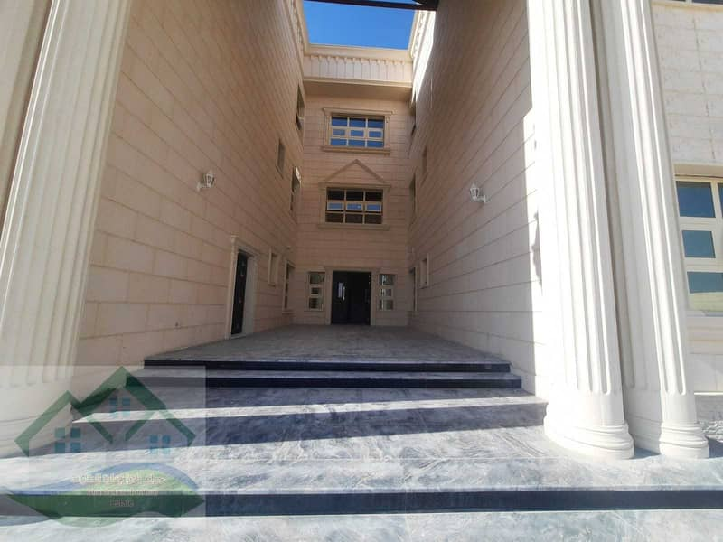 2 Brand New Monthly 2BHK For Family Near By ADNOC at Shakhbout