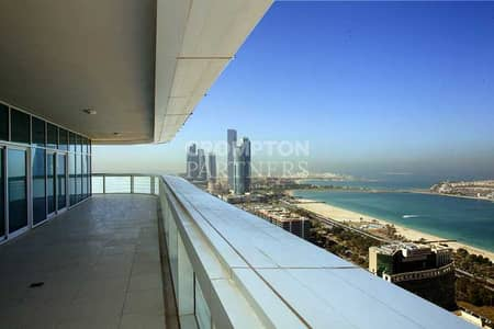 3 Bedroom Apartment for Rent in Al Khalidiyah, Abu Dhabi - 0 Commission| Spectacular Views