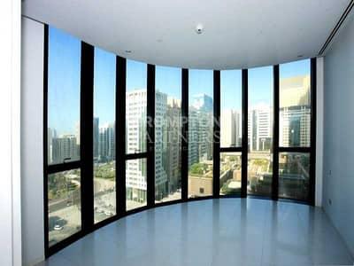 شقة 1 غرفة نوم للايجار في المركزية، أبوظبي - No Commission 4 Cheques Excellent Views Facilites