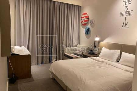 شقة فندقية 1 غرفة نوم للبيع في جميرا، دبي - Motivated Seller l Mid Floor l High ROI