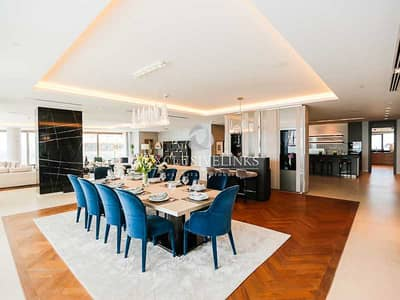 4 Bedroom Penthouse for Sale in Palm Jumeirah, Dubai - Genuine Listing   Huge Four Bedroom Penthouse