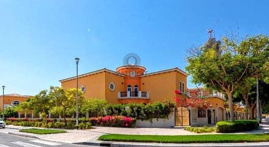 فیلا 5 غرف نوم للايجار في جميرا بارك، دبي - Vacant 1-December | 5 bed+Maidroom | Legacy Jumeirah Park