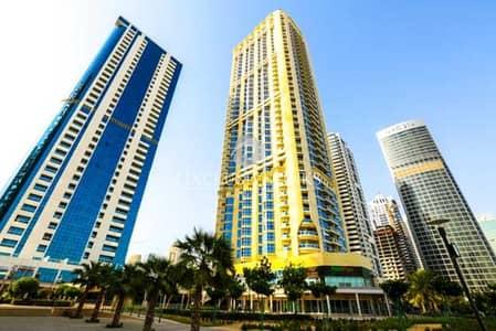 مکتب  للبيع في أبراج بحيرات الجميرا، دبي - High Floor ~ Fully Fitted ~ Bright & Spacious