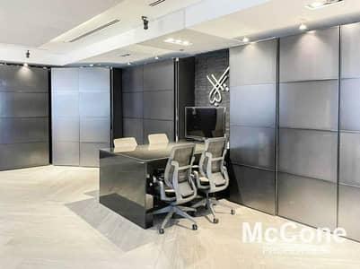 مکتب  للبيع في الخليج التجاري، دبي - Spacious Office | Furnished | Perfect Location