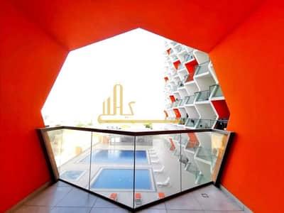 فلیٹ 1 غرفة نوم للبيع في واحة دبي للسيليكون، دبي - شقة في بن غاطي ستارز واحة دبي للسيليكون 1 غرف 588000 درهم - 5359617