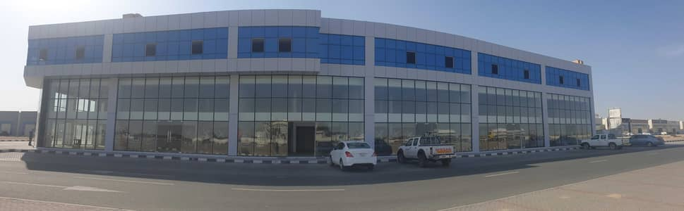 Industrial Land for Rent in Industrial Area, Sharjah - Shell & Core Office Space