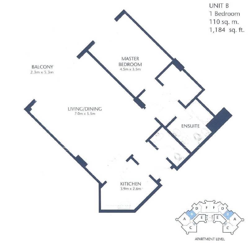 11 Mid Floor | Vacant Now | Sea Views