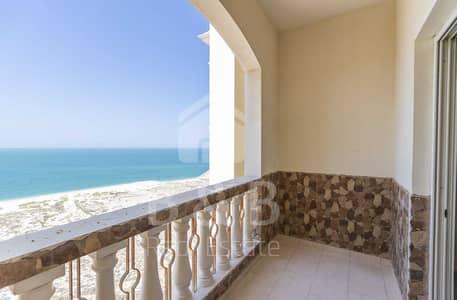 فلیٹ 1 غرفة نوم للبيع في قرية الحمراء، رأس الخيمة - شقة في رويال بريز قرية الحمراء 1 غرف 350000 درهم - 5462359