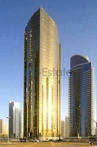 مکتب  للايجار في أبراج بحيرات الجميرا، دبي - مکتب في البرج الذهبي مجمع I أبراج بحيرات الجميرا 58000 درهم - 5460818
