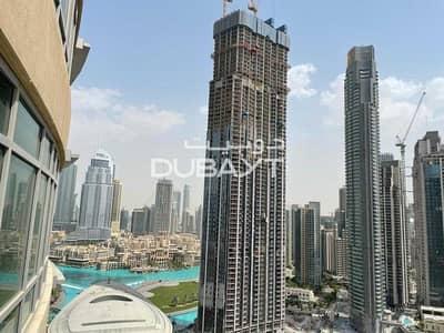 1 Bedroom Apartment for Sale in Downtown Dubai, Dubai - High Floor l  Opera & Sea Views l Unique Layout