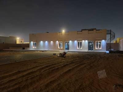 2 Bedroom Villa for Rent in Al Rahmaniya, Sharjah - Villafor rent in Arabic, personal finishing