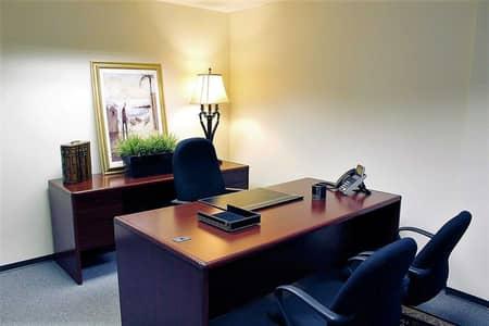 Office for Rent in Al Markaziya, Abu Dhabi - Hot Deal! Furnished | with Tawtheeq