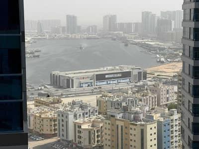 1 Bedroom Flat for Rent in Al Rashidiya, Ajman - Seaview 1 BHK For Rent In Falcon Towers Higher Floor