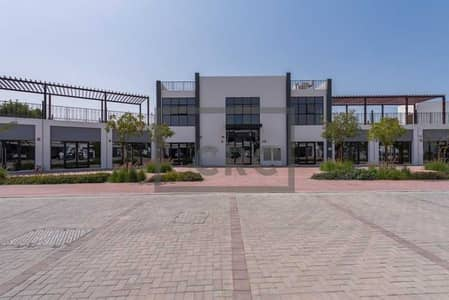 Shop for Rent in Motor City, Dubai - Motor City 12 Cheques 10 Parking Spaces