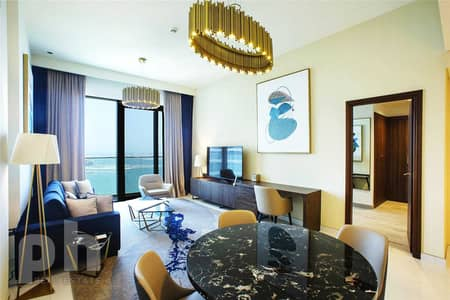1 Bedroom Apartment for Rent in Palm Jumeirah, Dubai - 1 Bedroom    Fully Furnished    Sea View