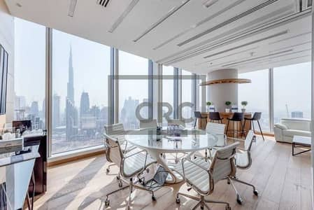 Office for Sale in Business Bay, Dubai - Luxury | Fully Fitted | Furnished Option
