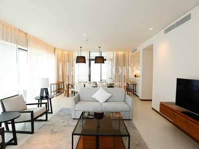 2 Bedroom Apartment for Sale in The Hills, Dubai - Golf Course View | Serviced |Corner Unit