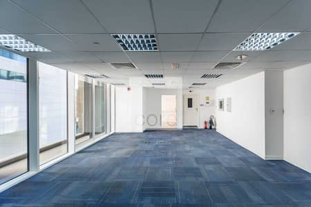 Office for Rent in Sheikh Zayed Road, Dubai - Well Fitted   Partitioned Office   Low Floor