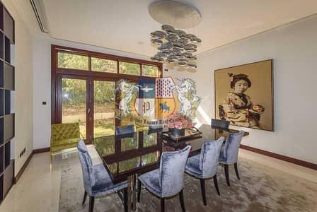 5 Bedroom Villa for Sale in Al Barari, Dubai - 5 Bedroom Villa + Study Room + Maid\'s Room | Living around Nature