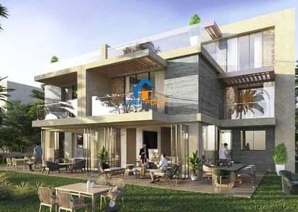 4 Bedroom Villa for Sale in Damac Lagoons, Dubai - Water Front Town Houses | Coming Soon | Floating Cinema