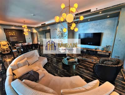 3 Bedroom Penthouse for Sale in Jumeirah Lake Towers (JLT), Dubai - Unique Penthouse | Fully Furnished |Ready to Move in