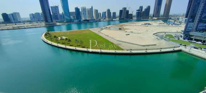 3 Bedroom Flat for Rent in Business Bay, Dubai - CANAL VIEW HUGE BALCONY SPACIOUS