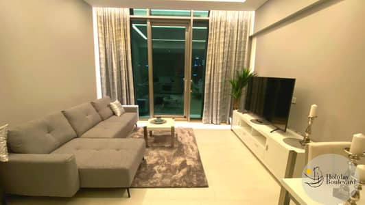 1 Bedroom Apartment for Rent in Business Bay, Dubai - High Floor Classy Apartment