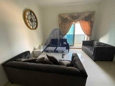 2 Bedroom Apartment for Rent in Dubai Sports City, Dubai - BRAND NEW FURNISHED APT | GOLF VIEW | MASSIVE 2 BALCONIES  | LUXUARY BUILDING