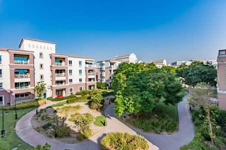 1 Bedroom Flat for Rent in Green Community, Dubai - 1Bed | Vacant | Garden & Pool View