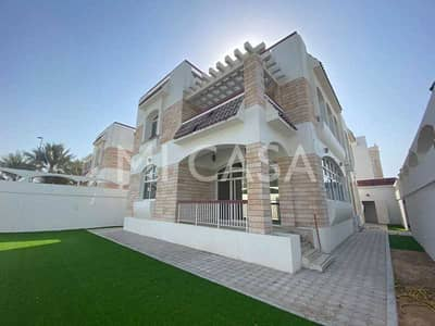 7 Bedroom Villa for Rent in Al Bateen, Abu Dhabi - Quality & Well Maintained + maid's room