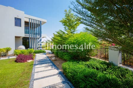 4 Bedroom Townhouse for Sale in DAMAC Hills, Dubai - Limited edition Park facing | Pay over 4.5yrs