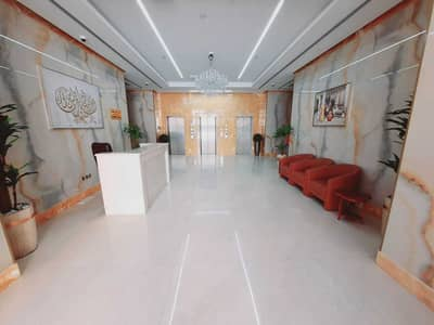 1 Bedroom Apartment for Rent in Muwailih Commercial, Sharjah - Brand new 1bhk apartment with balcony wardrobe parking+one month free just 31k 32k muwailih Sharjah